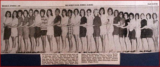 Dothan High School Class Of 1963