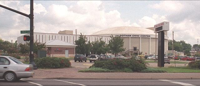 City hall for Solomon motor company dothan alabama